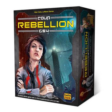 [LICHT BESCHADIGD] Coup: Rebellion G54