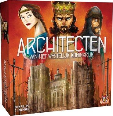 [LICHT BESCHADIGD] Architecten van het Westelijk Koninkrijk