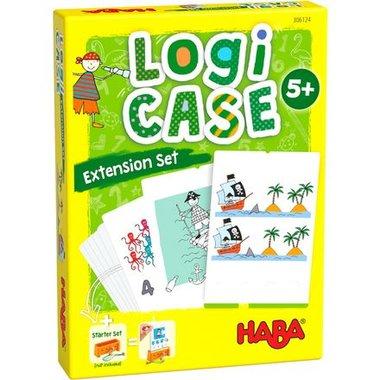 Logi Case: Uitbreidingsset Piraten (5+)