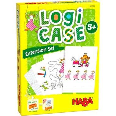 Logi Case: Uitbreidingsset Prinsessen (5+)