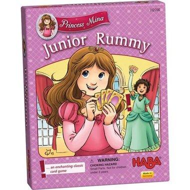 Prinses Mina: Junior Rummy (5+)