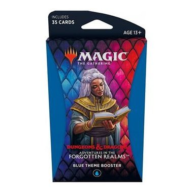 MTG: Adventures in the Forgotten Realms - Theme Booster (Blue)