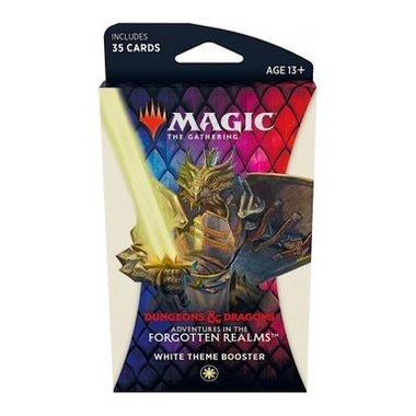 MTG: Adventures in the Forgotten Realms - Theme Booster (White)