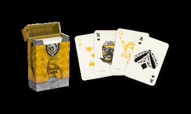 Harry Potter Speelkaarten: Huffelpuf