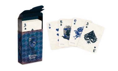 Harry Potter Speelkaarten: Ravenklauw