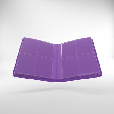 Casual Album: 8 Pocket (Gamegenic) - Purple