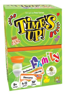 [LICHT-BESCHADIGD] Time's Up! Family