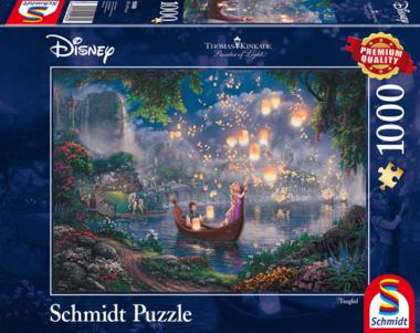 [LICHT BESCHADIGD] Rapunzel - Puzzel (1000)