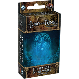 [LICHT BESCHADIGD] The Lord of the Rings: The Card Game – The Watcher in the Water