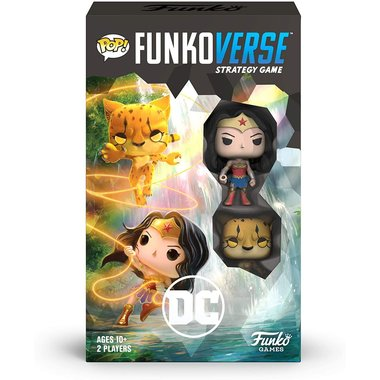 Funkoverse Strategy Game: DC 102