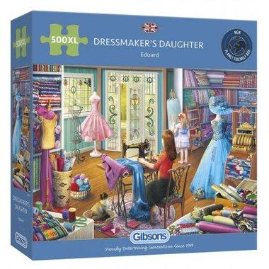 Dressmaker's Daughter - Puzzel (500XL)