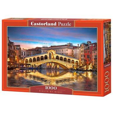 Rialto by Night - Puzzel (1000)