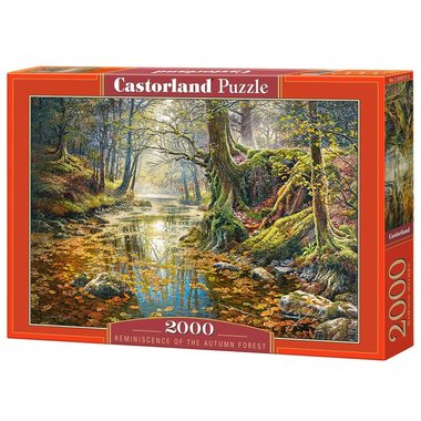 Reminiscence of the Autumn Forest - Puzzel (2000)