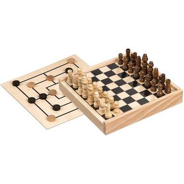 Schaken & Molenspel (Mini)