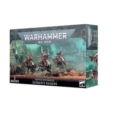 Warhammer 40,000 - Adeptus Mechanicus: Serberys Raiders