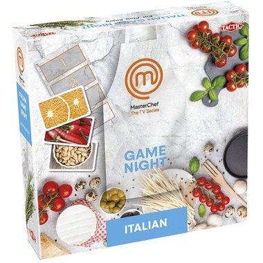 Master Chef: Italian Game Night
