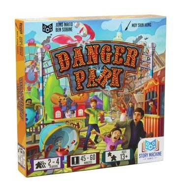 [LICHT BESCHADIGD] Danger Park