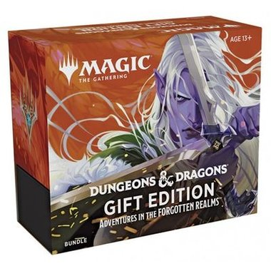 MTG: Adventures in the Forgotten Realms Bundle [Gift Edition]