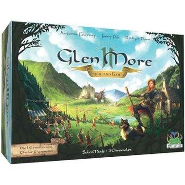 Glen More II: Highland Games (Uitbreiding)