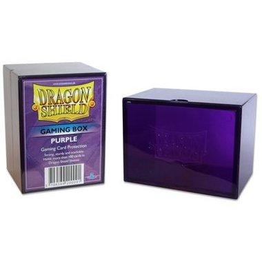 Dragon Shield Gaming Box (Purple)