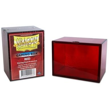 Dragon Shield Gaming Box (Red)