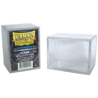 Dragon Shield Gaming Box (Clear)