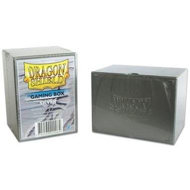 Dragon Shield Gaming Box (Silver)