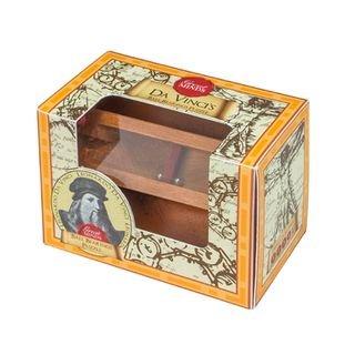 Great Minds: Da Vinci's Ball Bearings Puzzle***