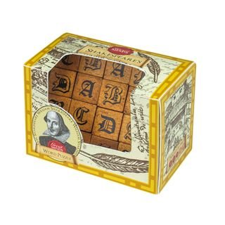 Great Minds: Shakespeare's Word Puzzle
