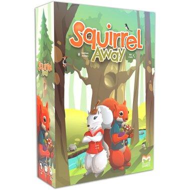 Squirrel Away (Knoeiboel)