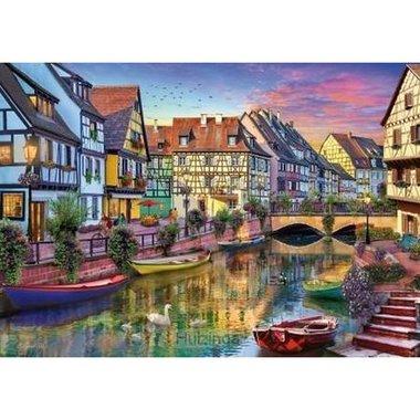Colmar Canal - Houten Puzzel (40)