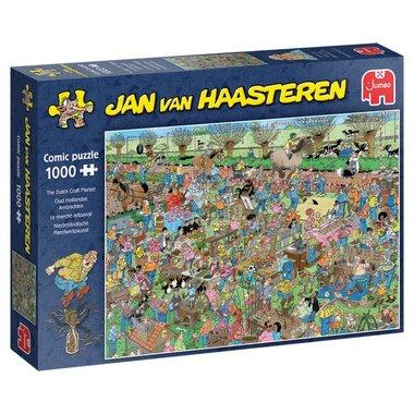 Oud Hollandse Ambachten - Jan van Haasteren Puzzel (1000)
