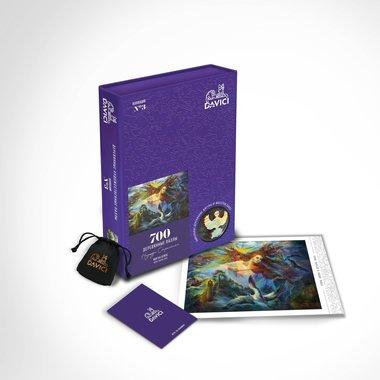 Vrede op Aarde - Houten Puzzel (700)