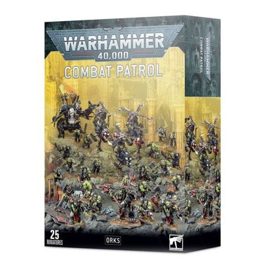 Warhammer 40,000 - Combat Patrol: Orks