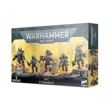 Warhammer 40,000 - Orks: Stormboyz