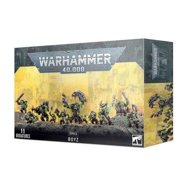 Warhammer 40,000 - Orks: Boyz