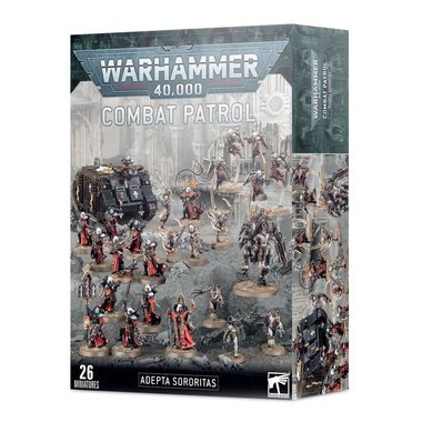 Warhammer 40,000 - Combat Patrol: Adepta Sororitas