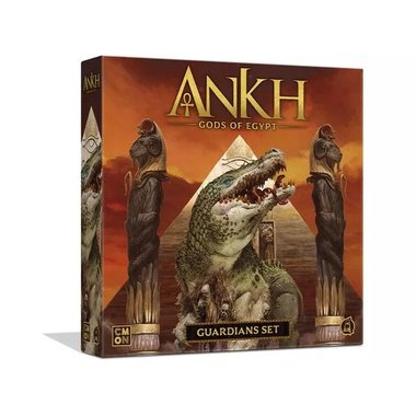 Ankh: Gods of Egypt - Guardians Set