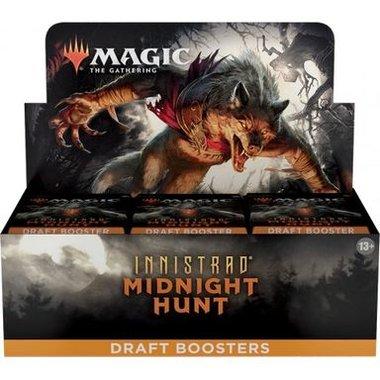 MTG: Innistrad Midnight Hunt - Draft Boosterbox
