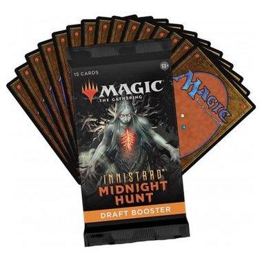 MTG: Innistrad Midnight Hunt - Draft Booster