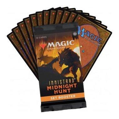 MTG: Innistrad Midnight Hunt - Set Booster