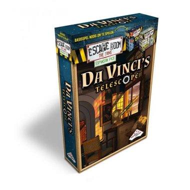 Escape Room The Game Uitbreidingset: Da Vinci's Telescope