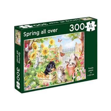 Spring All Over - Puzzel (300XL)