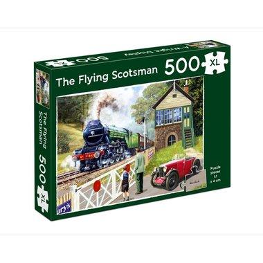 The Flying Scotsman - Puzzel (500XL)