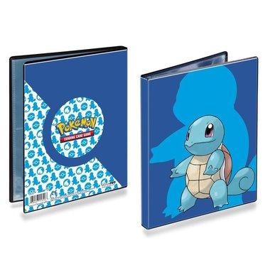 Squirtle 4-Pocket Portfolio voor Pokémon