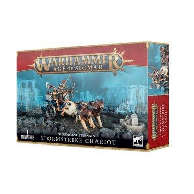 Warhammer: Age of Sigmar - Stormcast Eternals: Stormstrike Chariot