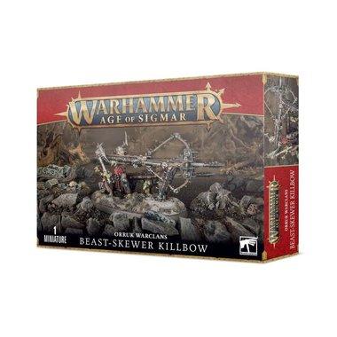 Warhammer: Age of Sigmar - Orruk Warclans: Beast-Skewer Killbow