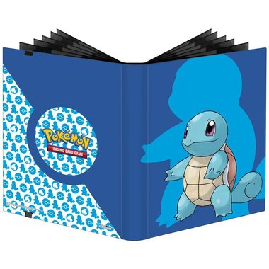Squirtle 9-Pocket Pro Binder voor Pokémon