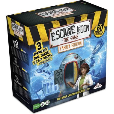 Escape Room The Game: Time Machine [Familie Editie]