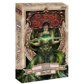 Flesh and Blood: Blitz Deck (Briar, Elemental Runeblade)
